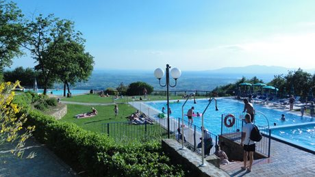 Camping Barco Reale - Italien - Toscana