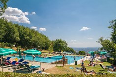 Camping.  Camping Barco Reale