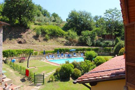 Fattoria Le Balze - Italien - Toscana