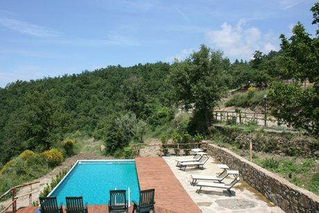 Podere Casavecchia - Italien - Toskana