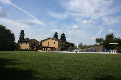 Podere Le Fornaci - Italië - Toscane