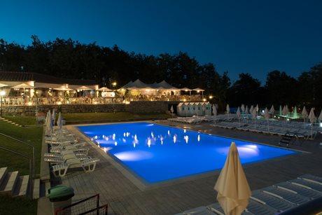 Camping Orlando in Chianti - Włochy - Toskania