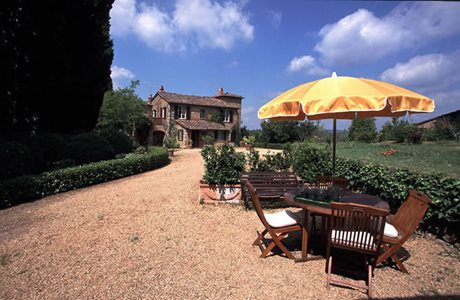 Villa Sasso Canaldo - Italien - Toscana