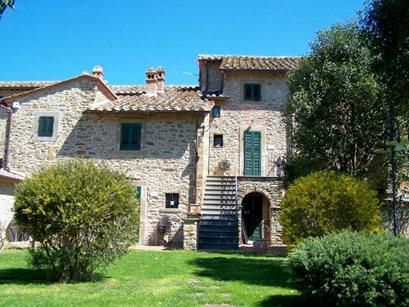 Podere Ca' di Maestro - Italië - Toscane