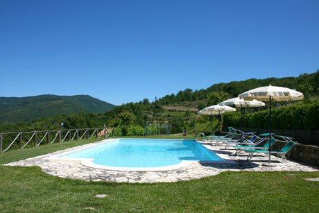 Agriturismo Villa Borgo Antico - Italië - Toscane