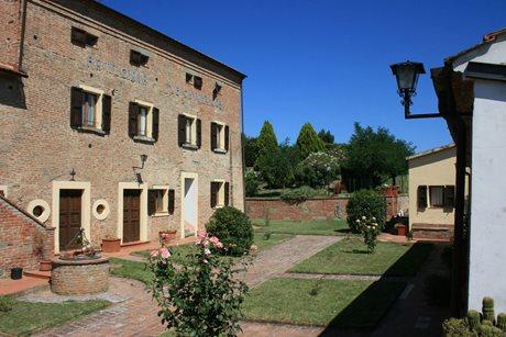 Fattoria Le Chianacce - Włochy - Toskania