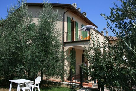 Casa Fanfulla - Italië - Toscane