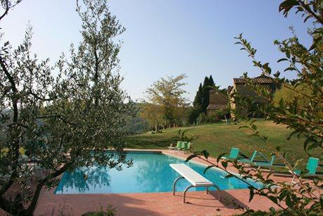 Agriturismo Bevignano - Italië - Toscane