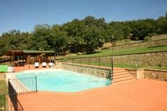 Vakantiewoningen Poggio Pellicciaia