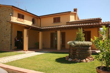 Poggio Pellicciaia - Italien - Toscana