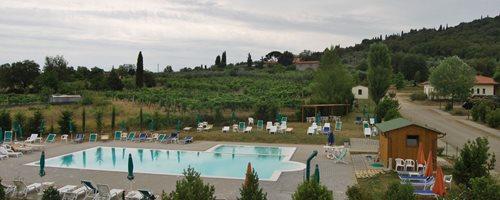 Camping Villaggio Le Ginestre