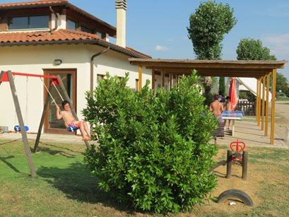 Camping Villaggio Le Ginestre - Italië - Toscane