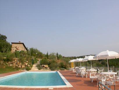 Agriturismo Le Trappoline - Italië - Toscane