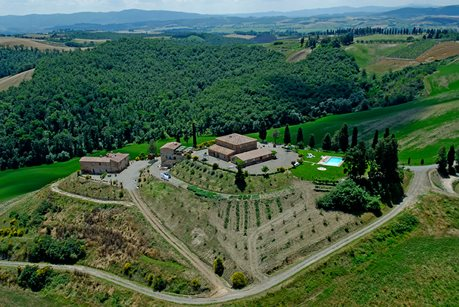Agriturismo San Lorenzo - Italien - Toscana