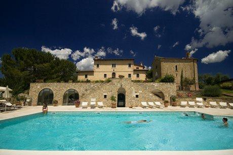 Ferienwohnungen Tenuta Decimo - Italien - Toskana
