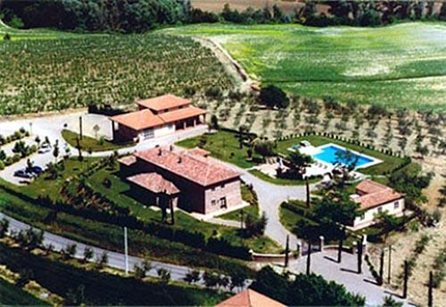 Agri-tourisme il Sanguineto - Italie - Toscane