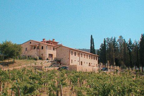 Aia Vecchia di Montalceto - Italien - Toskana