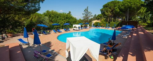 Camping Toscana Village