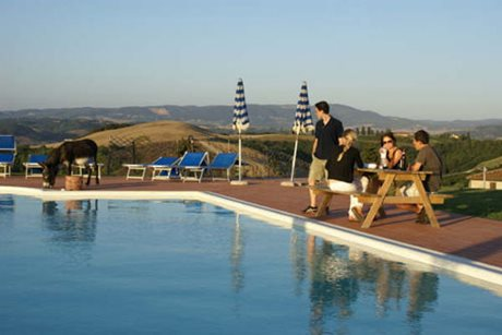 Agriturismo Pompilia - Italie - Toscane