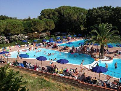Campeggio Valle Gaia - Italia - Toscana