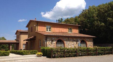 Agriturismo Relais I Piastroni - Italië - Toscane