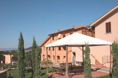 Agriturismo La Pieve di Pomaia - Italië - Toscane