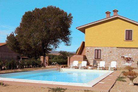 Podere Bellosguardo - Italia - Toscana