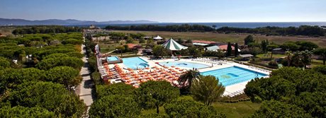 Camping Pappasole - Italy - Tuscany