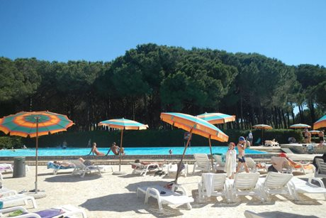 Camping Free Beach - Italië - Toscane