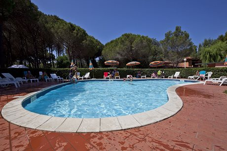 Camping Free Beach - Italie - Toscane