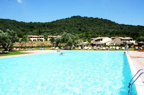 Vakantiepark Le Corti di Montepitti - Italië - Toscane