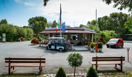 New Camping Le Tamerici - Italie - Toscane