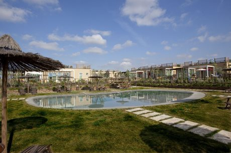 Vakantiepark Toscana Biovillage