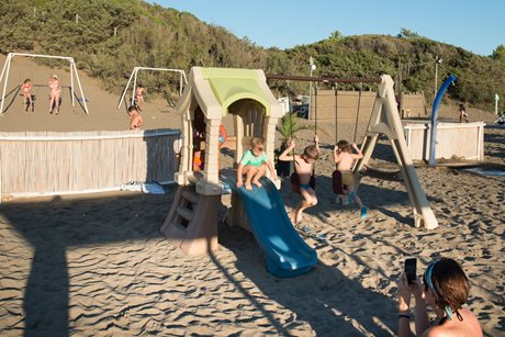 Camping International Etruria - Italië - Toscane