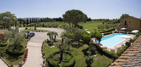 Agriturismo Casale Etrusco - Włochy - Toskania