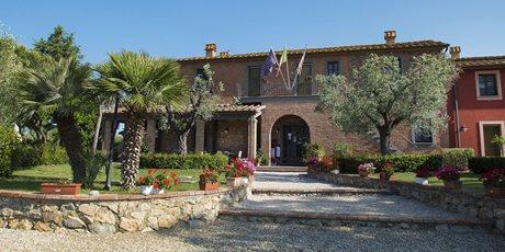 Agriturismo Casale Etrusco - Italia - Toscana