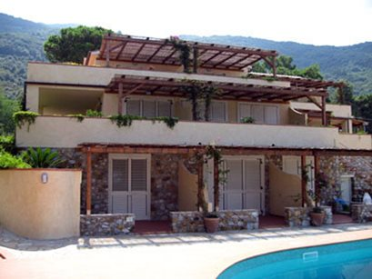 Residence Caposantandrea - Italien - Elba
