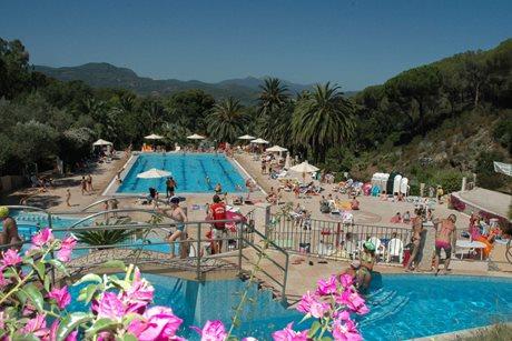Campeggio Rosselba Le Palme - Camping Rosselba Le Palme  - Italia - Isola d'Elba
