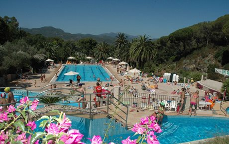 Campeggio Rosselba Le Palme - Italia - Isola d'Elba