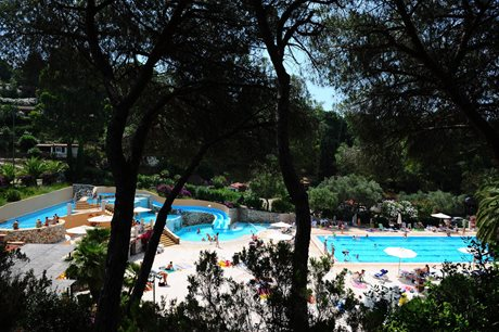 Camping Rosselba Le Palme - Italien - Elba