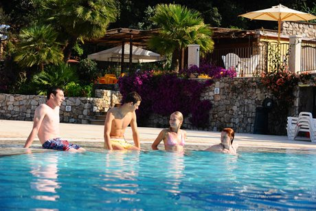 Cámping Rosselba Le Palme - Italia - Isla de Elba