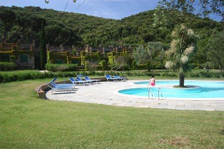 Residence Sant'Anna del Volterraio - Italien - Elba