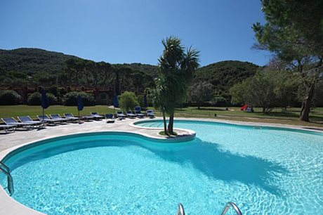 Residence Sant'Anna del Volterraio - Italië - Elba