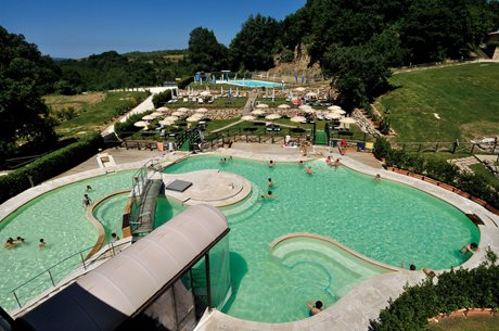 Terme di Sorano - Italië - Toscane