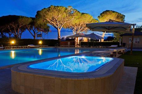 Villaggio Capalbio - Włochy - Toskania
