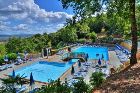 Camping Vallicella - Italië - Toscane