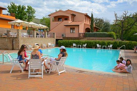 Borgo Etrusco - Italien - Toscana