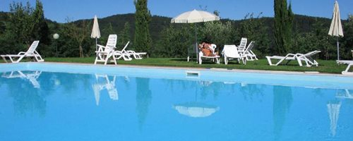 Holiday park Podere Le Ghiande