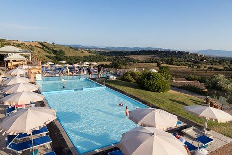 Borgo Magliano - Italië - Toscane