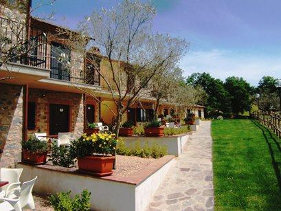 Agriturismo Antico Casale di Scansano - Italie - Toscane